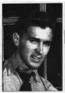 Mike Riley in 1946