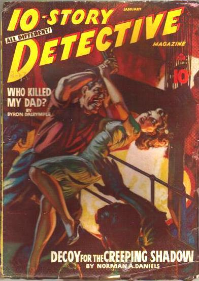 10 Story Detective May, 1943