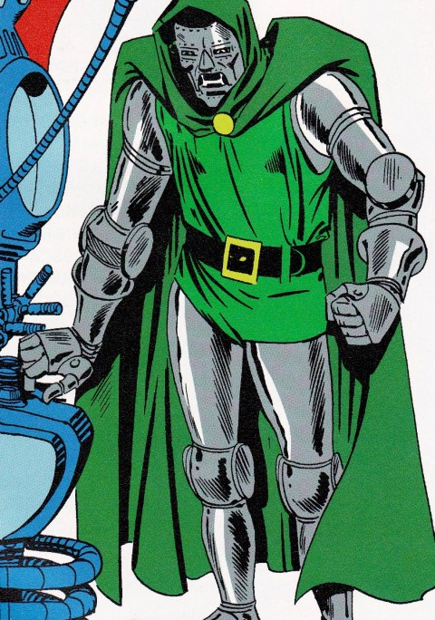 Doctor Doom by Steve Ditko
