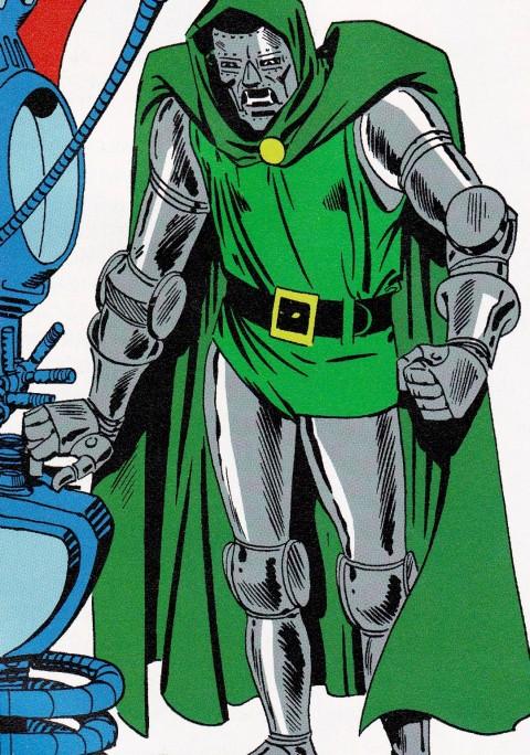 Doctor Doom by Steve Ditko
