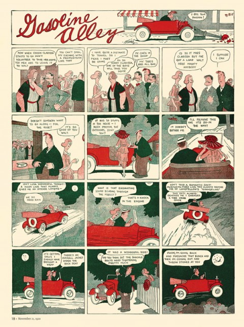 Gasoline Alley The Complete Sundays Vol 1 interior 1