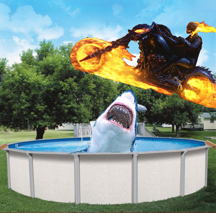 Jumping the Comic Television Shark