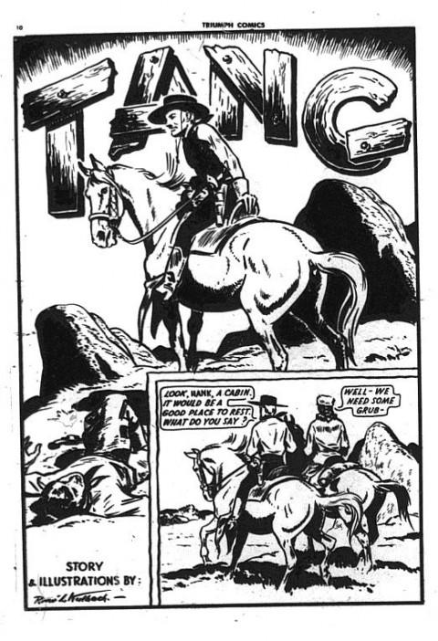 Rene Kulbach from Triumph Comics 21