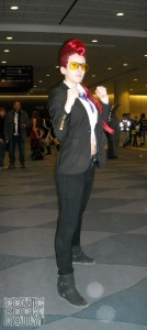 Crimson Viper - Street Fighter