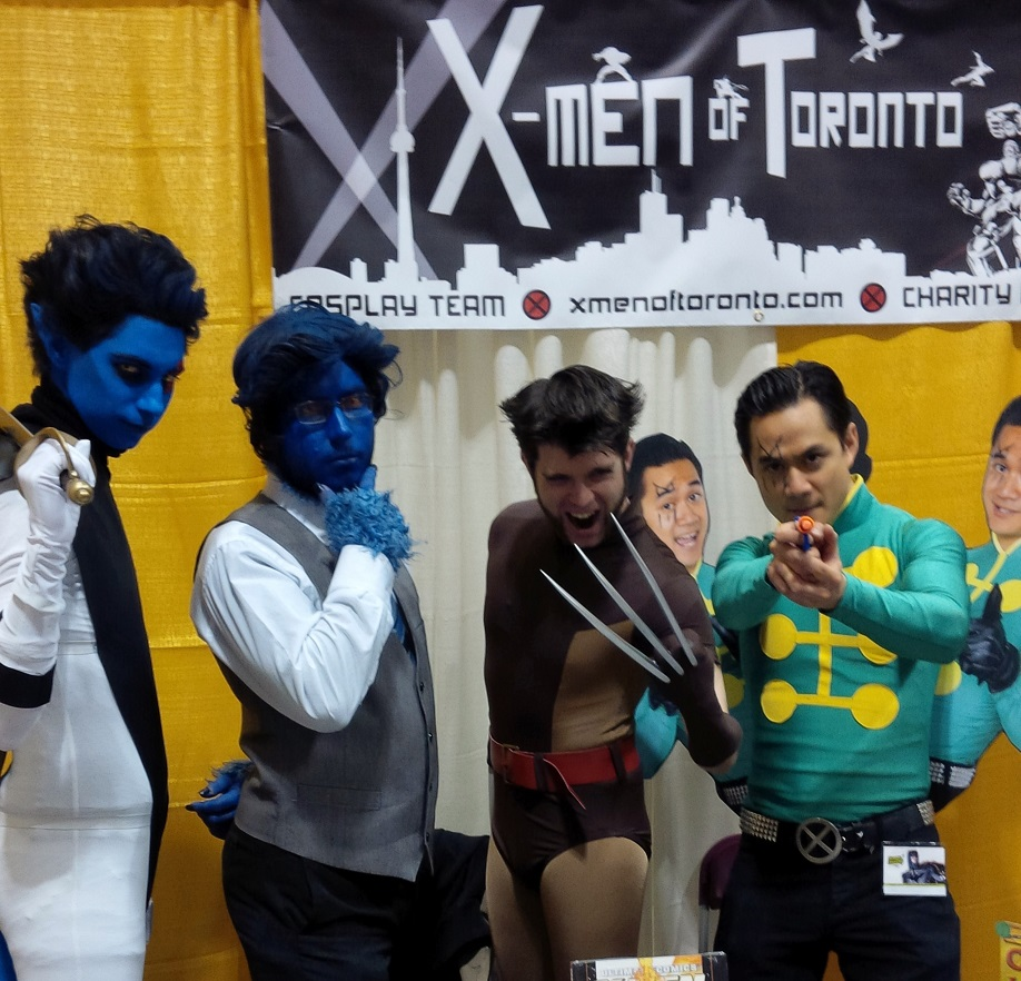 Toronto ComiCon 2014: Saturday