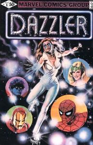 dazzler 1 cover