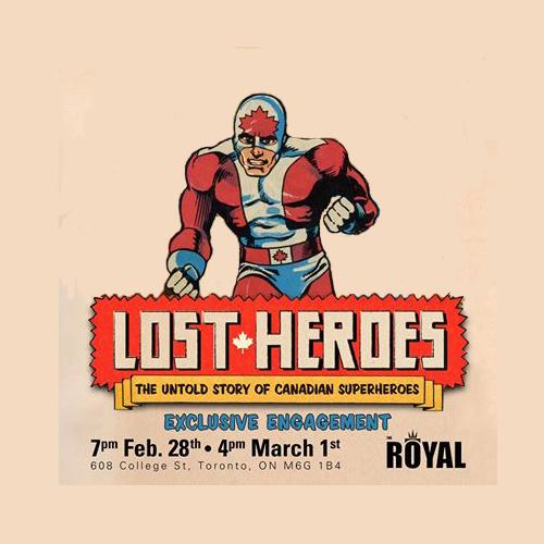 """""""Lost Heroes"""" Premiere"""