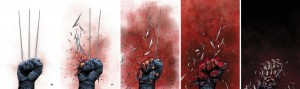 The Death Of Wolverine, 4 covers release by Marvel