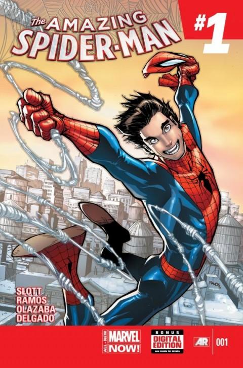 Amazing Spider-Man issue 1