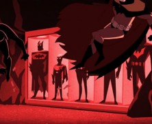 Darwyn Cooke's Batman Beyond DC Nation Short