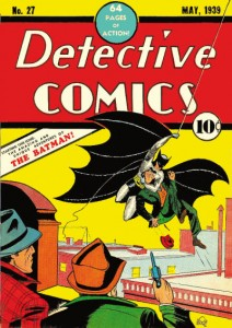 Batman Detective comic issue 27