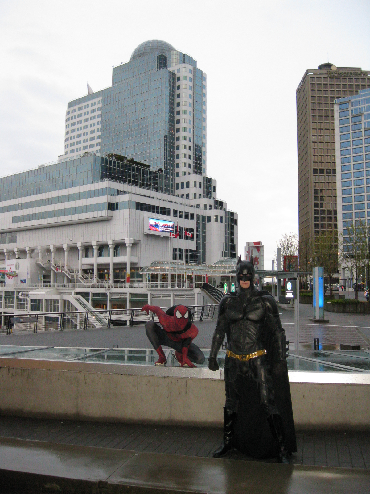 Scenes from Fan Expo Vancouver 2014