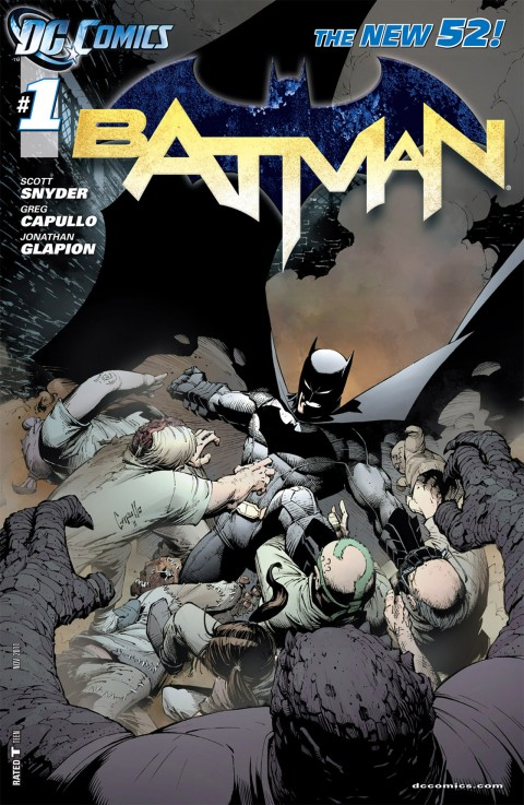 Batman issue 1