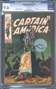 Captain America 113 9.6