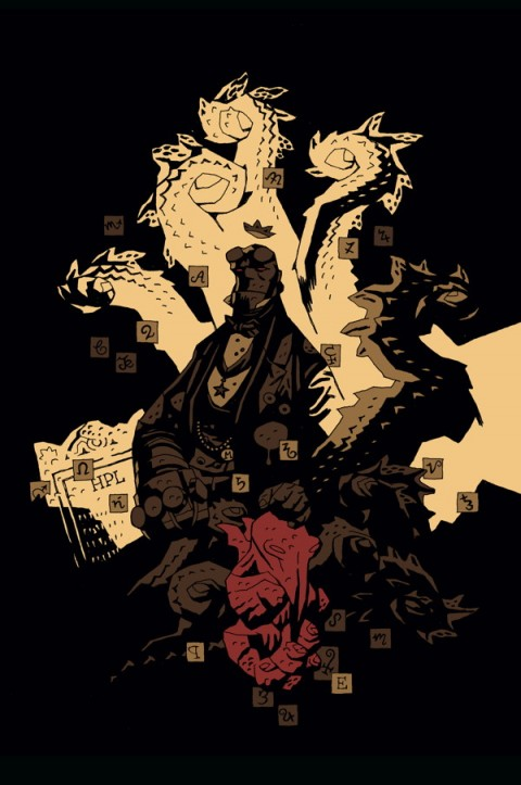 Hellboy The First 20 Years interior 2