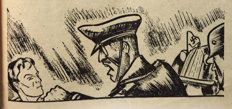 Graphic from the Secret Agent story.