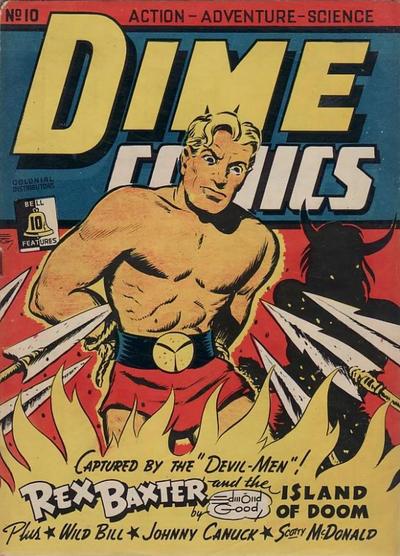 Dime Comics 10