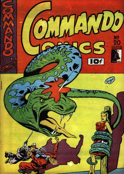 Commando 20