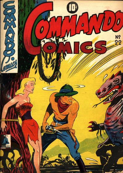Commando 22