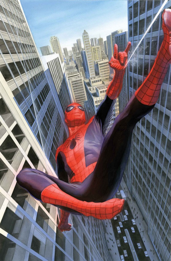 Interview | Ramon Perez on Spider-Man: Learning to Crawl