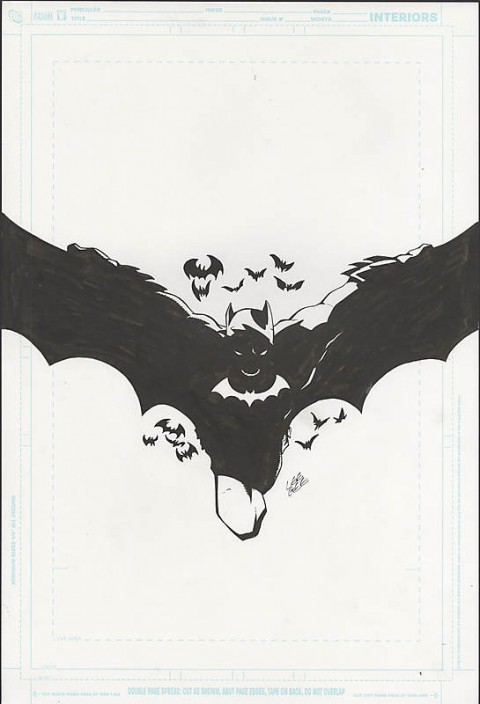 Batman by Lee Garbett.  Source.