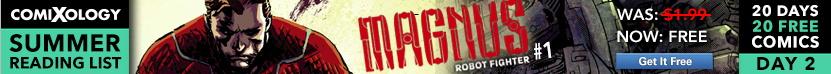 ComiXology Summer Reading List banner