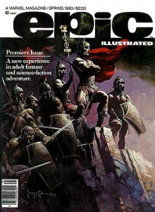 Epic Illustrated issue 1