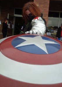 FCBD Winter Soldier Shield