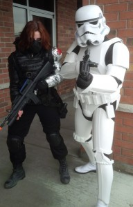 FCBD Winter Soldier & Storm Trooper
