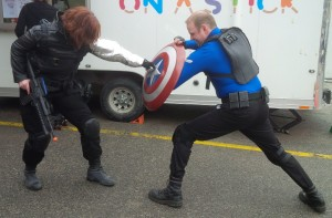 FCBD Winter Soldier and Captain America (2)
