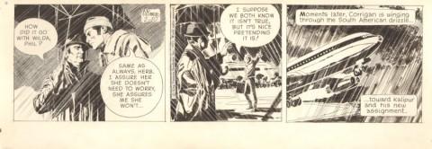 Secret Agent Corrigan 2-10-1971 by Al Williamson.  Source.