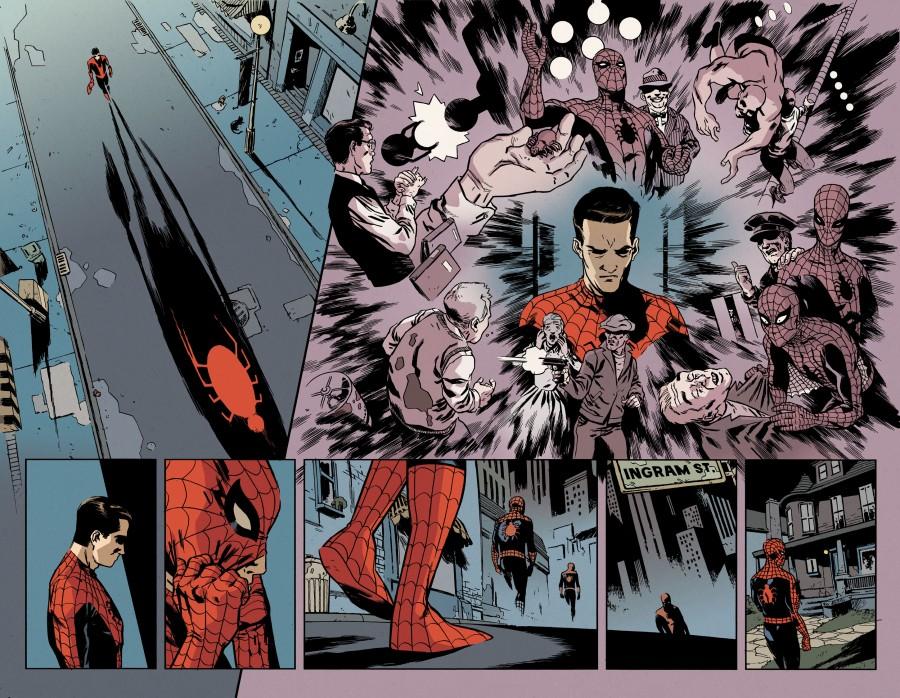 Spiderman Perez