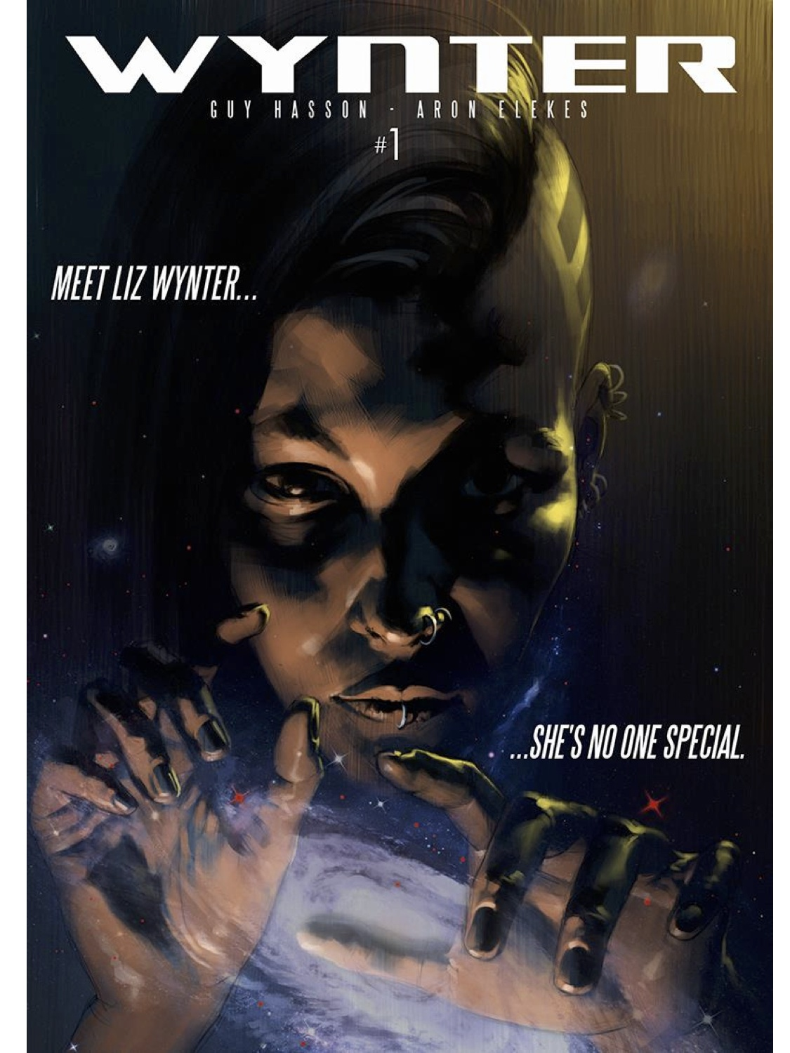 Wynter #1 cover