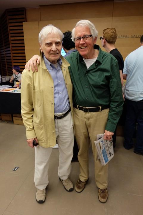 Jack Tremblay and Bob Kain
