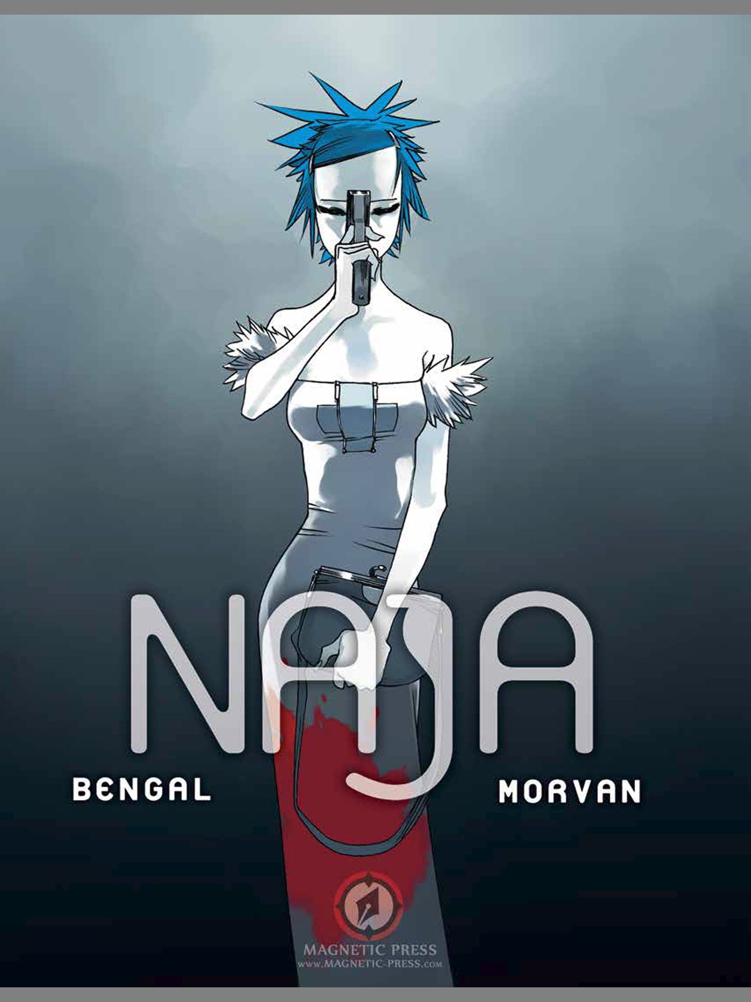 Review | Meka and Naja by J.D. Morvan and Bengal