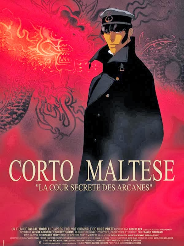 Corto Maltese Animated Film