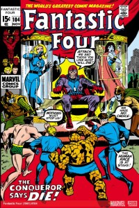 Fantastic Four 104