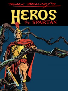 Frank Bellamy's Heros The Spartan cover