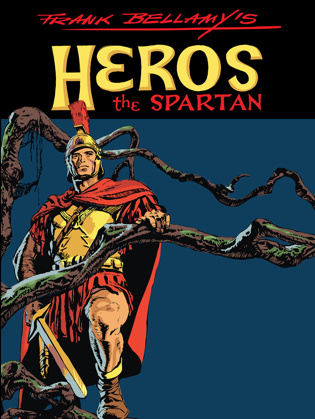 Review | Frank Bellamy's Heros the Spartan