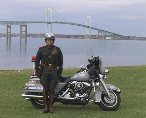 Municipal Motorcycle Military