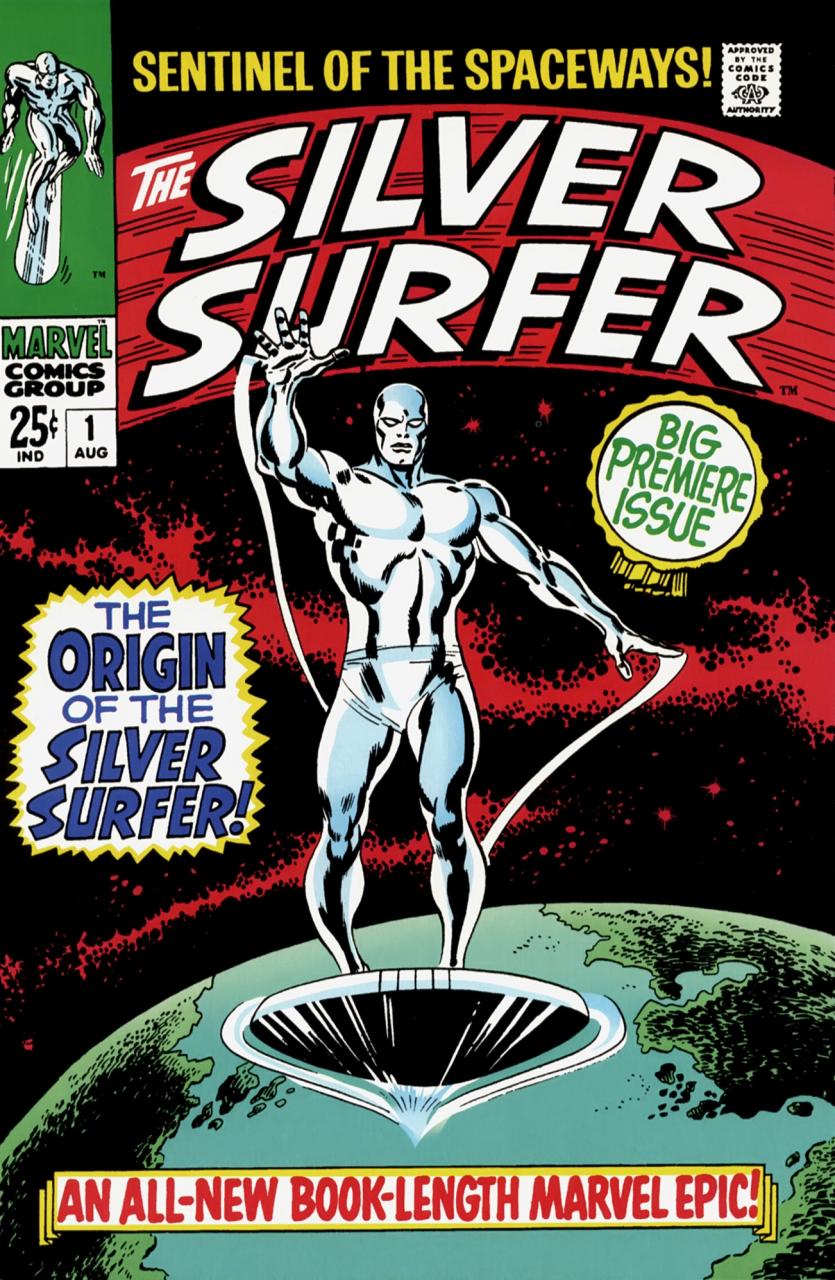 Overvalued Overstreet | Silver Surfer #1