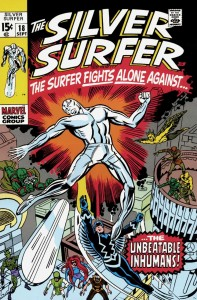 Silver Surfer 18