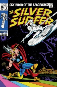 Silver Surfer 4
