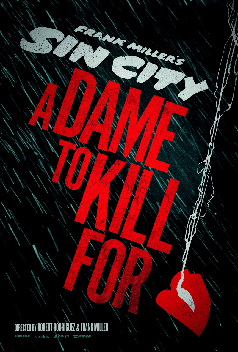 Sin City: A Dame To Kill For Trailer Two