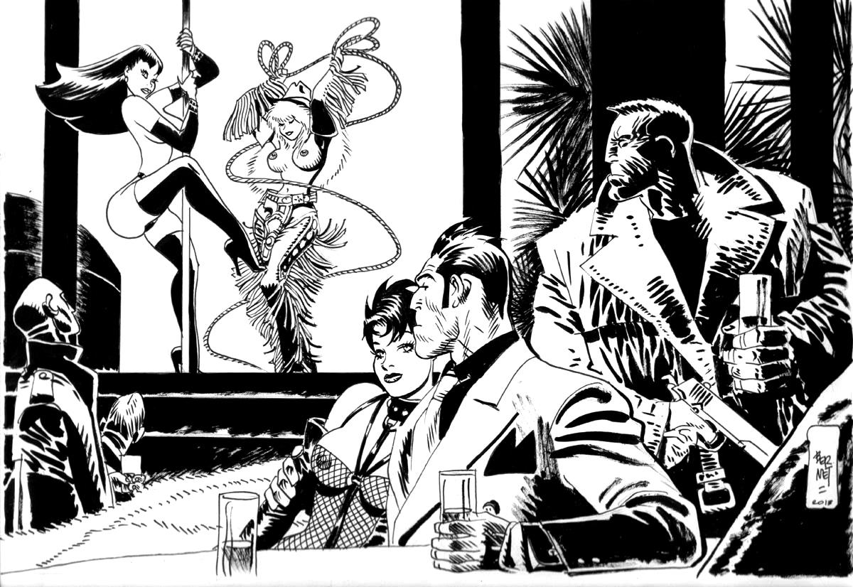 Web Arted Jun 6th Comic Book Daily