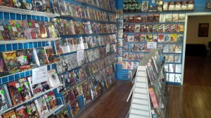 Stadium Comics Side Kick Store