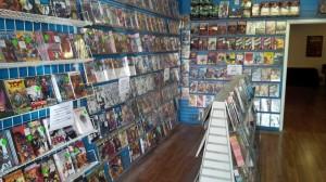 Stadium Comics Side Kick Store