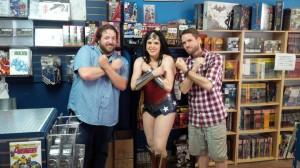 Wonder Woman Stadium Comics