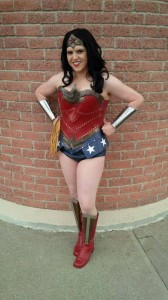 Wonder Woman's debut