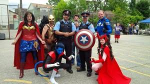 XMen of Toronto - Simcoe CTY Avengers